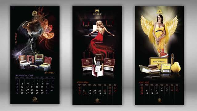 Индивидуален дизайн календар 4